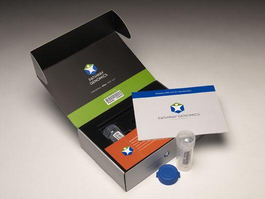 Pathway Genomics kit