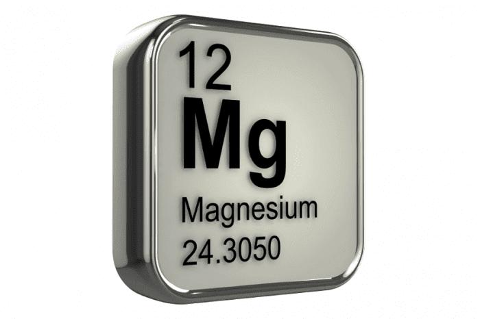 magnesium symbol