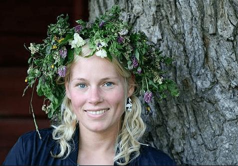 Swedish Herb Crown