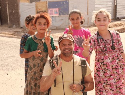 Weiss Kids Refugees