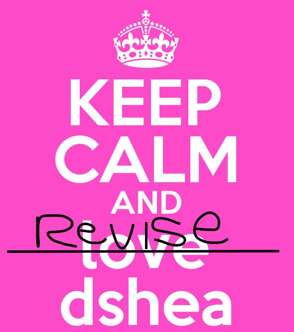 revise dshea