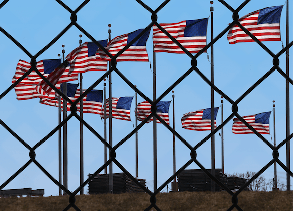 America Keep Out