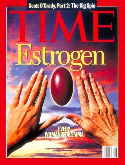 TIME Mag Estro cover June 26 1995