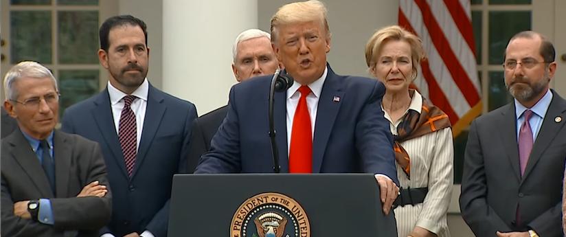 Trump Press Conf March 13