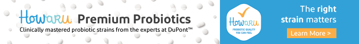 Howaru Premium Probiotic: Probiotic Strains from the Experts at DuPont