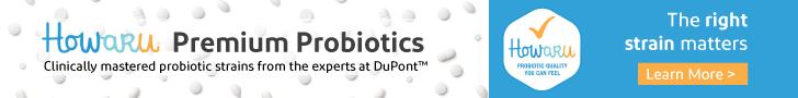 Howaru Premium Probiotic: Probiotic Strains from the Experts at DuPont